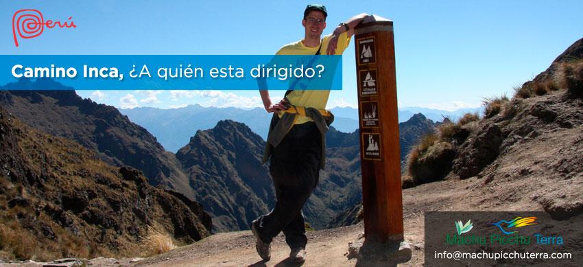 planificación camino inca