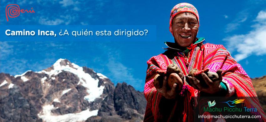 biodiversidad camino inca