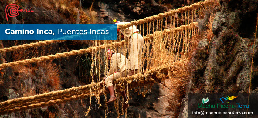 puentes inca