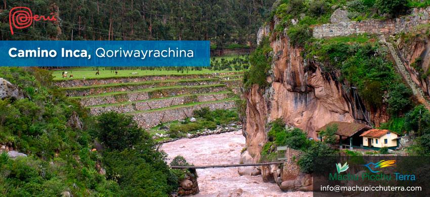 qoriwayrachina camino inca