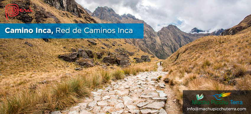 Incas thinglink - Caminos y senderos ...