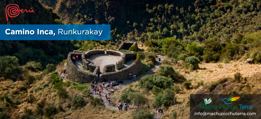 runkurakay camino inca