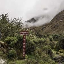 Camino Inca Permisos