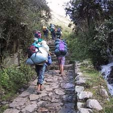 Bienestar del Porteador en el Camino Inca