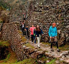 Tour Camino Inca Machu Picchu Corto 2 días