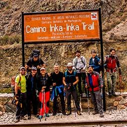Tour Camino Inca Machu Picchu Clásico 4 días