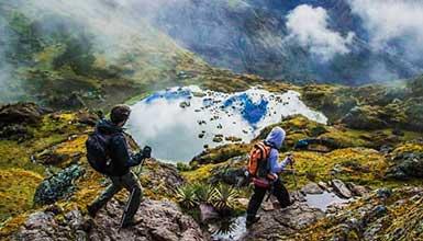 Lares trek - Machu Picchu