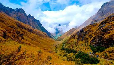 Inca Trail Machu Picchu + Sacred Valley 8 Days
