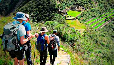 Choquequirao Trek - Machu Picchu 9 Days