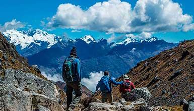 Salkantay - Machu Picchu 4 Days