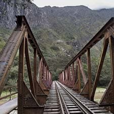 Puentes Incas en el Camino Inca