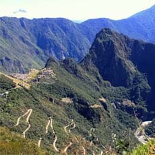 El paisaje del Santuario Histórico de Machu Picchu