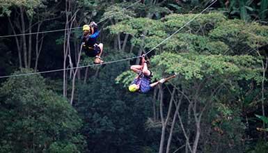 Inca Jungle Trek - Canopy to Machu Picchu 4 days