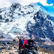 Caminata Salkantay – Machu Picchu 5 Días – Ruta Llactapata