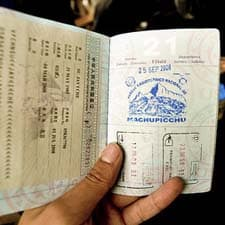 Pasaporte para el Camino Inca