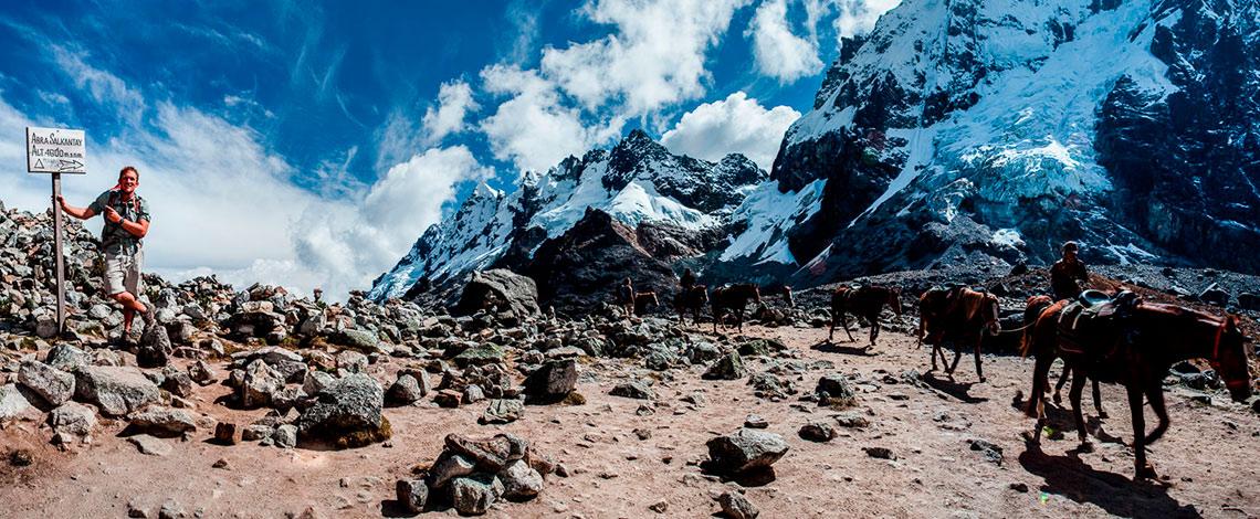 Chemin Inca de Salkantay Machu Picchu