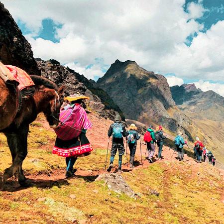Rutas del Camino Inca a Machu Picchu